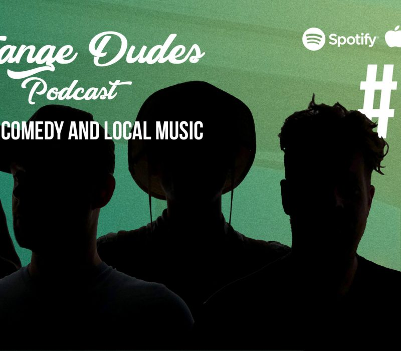 Sketch Comedy Podcast with Local Music - Strange Dudes